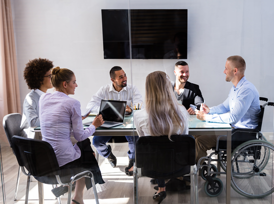 Does everyone feel welcome at your meetings? Seven ideas for running inclusive meetings.